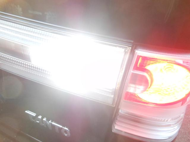 爆光LED 昼間でこの明るさ!