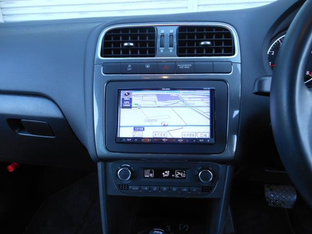 フォルクスワーゲン VW ポロ TSIハイライン キセノンライト