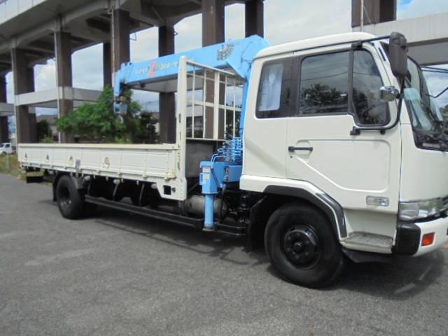 日産ディーゼル 日産ディーゼル タダノ5段クレーン ラジコン付 ETC