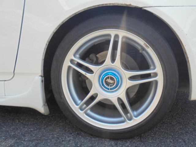 ホンダ S2000 フロントリップスポイラー 社外17インチアルミ 追加メーター