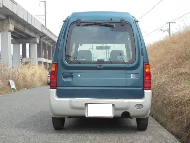 三菱 ミニカトッポ Q3 エアコン パワステ