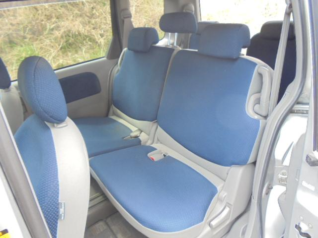 トヨタ シエンタ X キーレス 両側スライドドア 7人乗り 3列シート