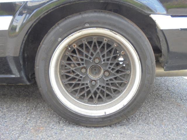 トヨタ カローラレビン GT APEX SSR15インチアルミ RECAROシート