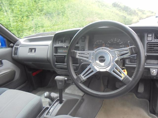 マツダ プロシード キャブプラス 4WD リフトUP オーバーフェンダー ETC