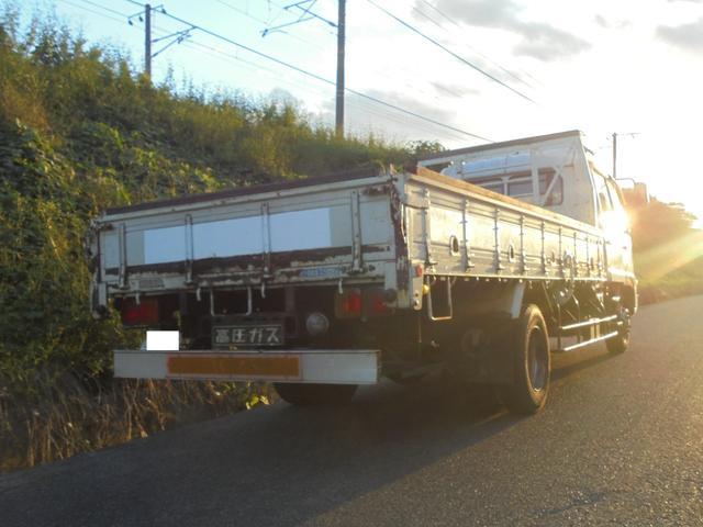 「その他」「ヒノレンジャー」「トラック」「広島県」の中古車5