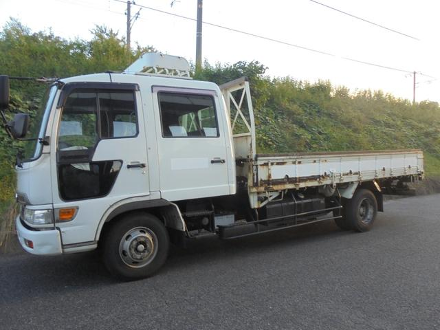 「その他」「ヒノレンジャー」「トラック」「広島県」の中古車8