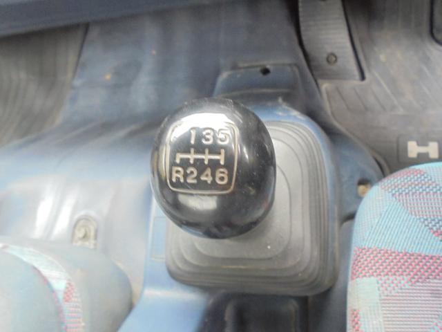 ダンプ NOx PM適合 3人乗り  6速MT(14枚目)