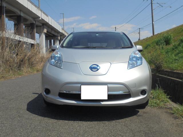 「日産」「リーフ」「コンパクトカー」「広島県」の中古車2