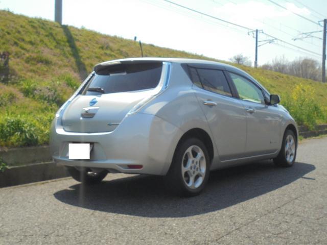「日産」「リーフ」「コンパクトカー」「広島県」の中古車5