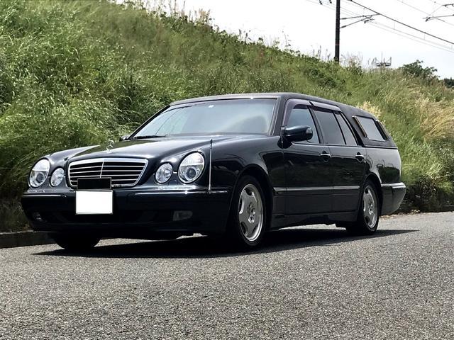 「メルセデスベンツ」「Eクラスワゴン」「ステーションワゴン」「広島県」の中古車8