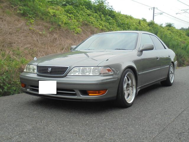 「トヨタ」「マークII」「セダン」「広島県」の中古車8