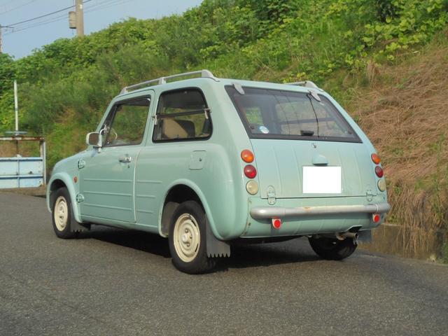 「日産」「パオ」「コンパクトカー」「広島県」の中古車6