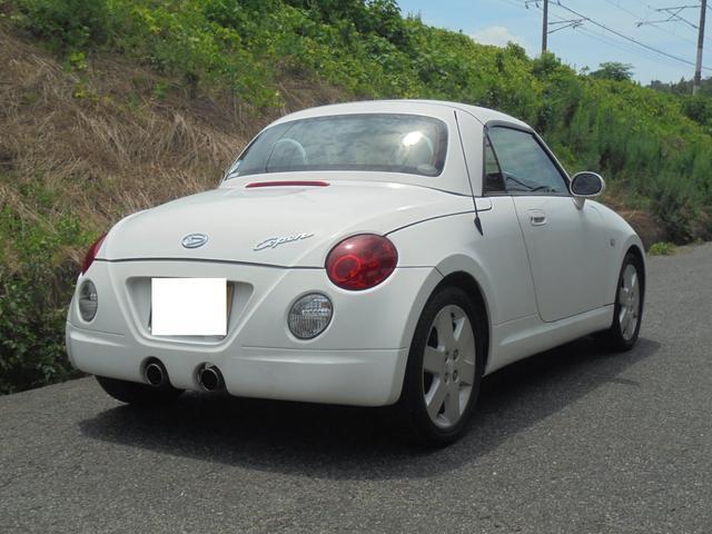 「ダイハツ」「コペン」「オープンカー」「広島県」の中古車5