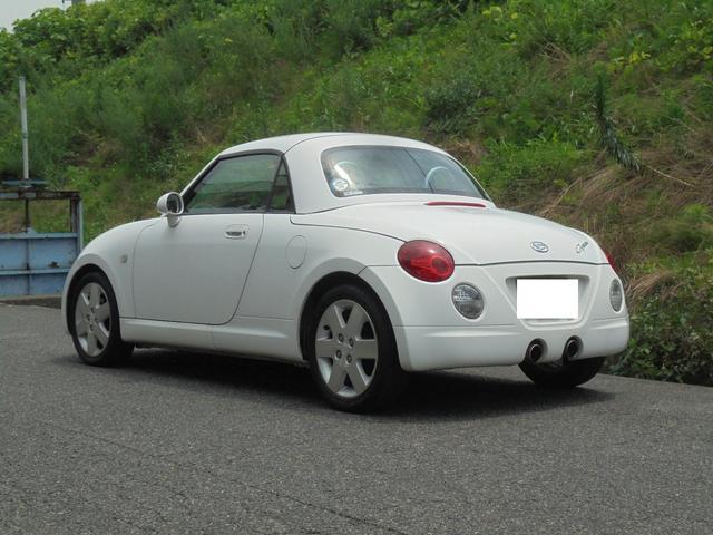 「ダイハツ」「コペン」「オープンカー」「広島県」の中古車6