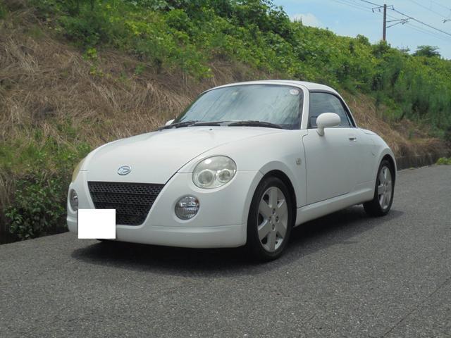 「ダイハツ」「コペン」「オープンカー」「広島県」の中古車8