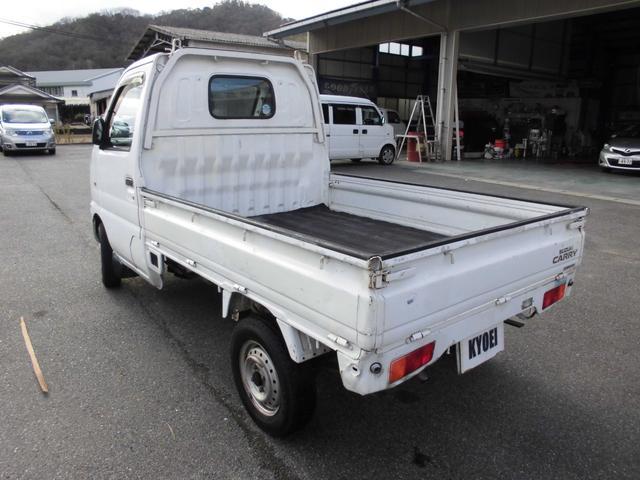「スズキ」「キャリイトラック」「トラック」「岡山県」の中古車7