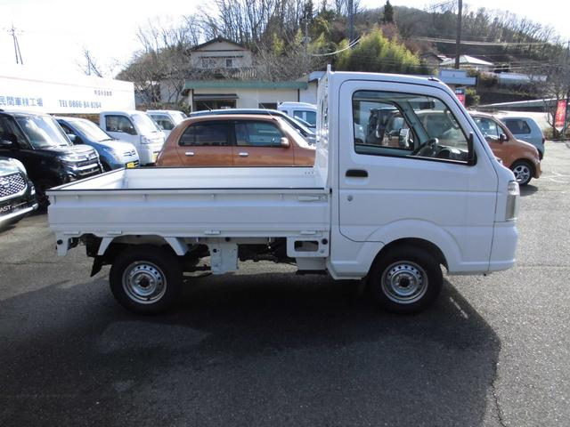 「スズキ」「キャリイトラック」「トラック」「岡山県」の中古車4