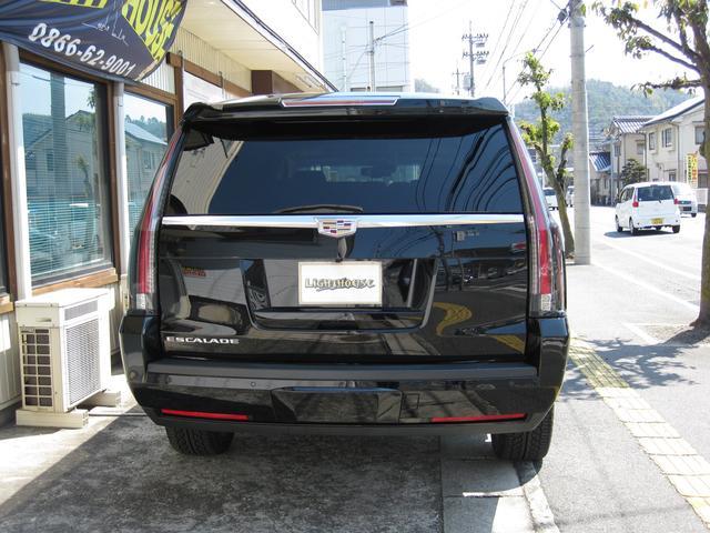 「キャデラック」「キャデラック エスカレード」「SUV・クロカン」「岡山県」の中古車5