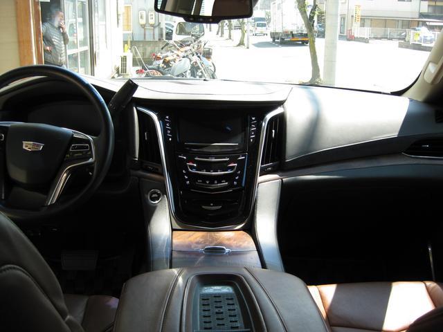 「キャデラック」「キャデラック エスカレード」「SUV・クロカン」「岡山県」の中古車9