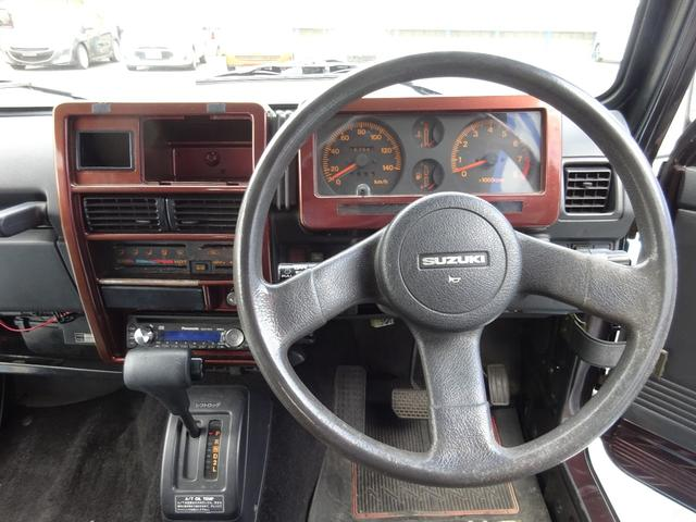 スズキ ジムニー スコットリミテッド ブラウン AT CD 4WD エアコン