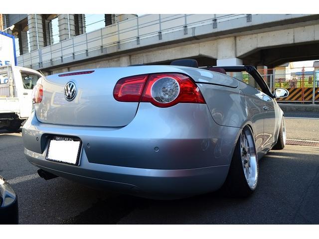 フォルクスワーゲン VW イオス 2.0T