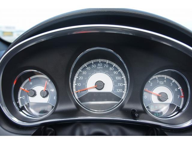 クライスラー クライスラー 200コンバーチブル ツーリング 実走行証明