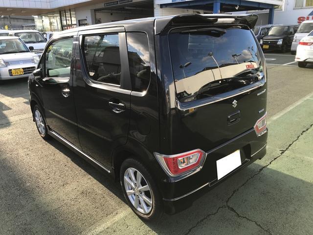 ハイブリッドFZ TV ナビ 軽自動車 ブラック CVT(7枚目)