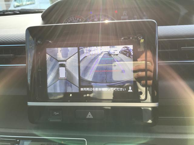 ハイブリッドFZ TV ナビ 軽自動車 ブラック CVT(18枚目)