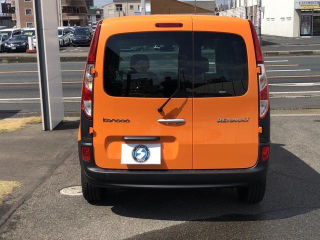 「ルノー」「カングー」「ミニバン・ワンボックス」「広島県」の中古車9
