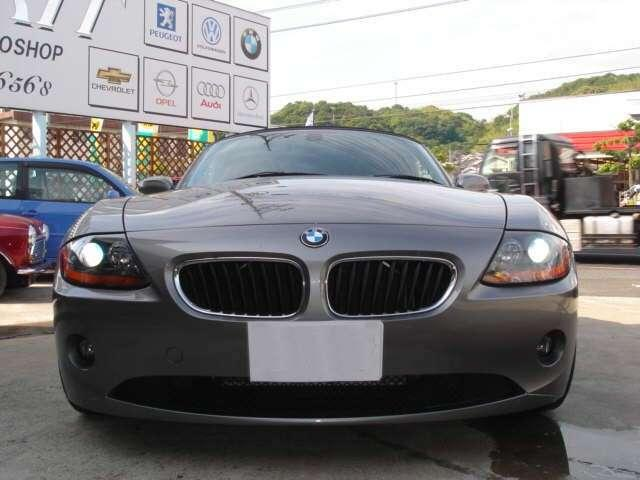 BMW BMW Z4 2.5i  純正ナビTV 本革 HID