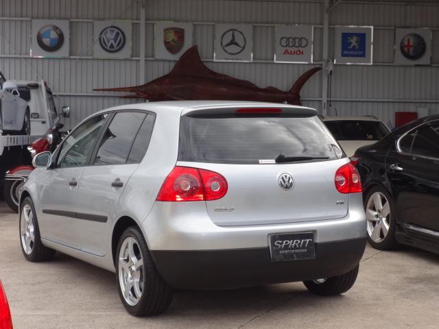 フォルクスワーゲン VW ゴルフ E GTI仕様 OZ17Rホイール