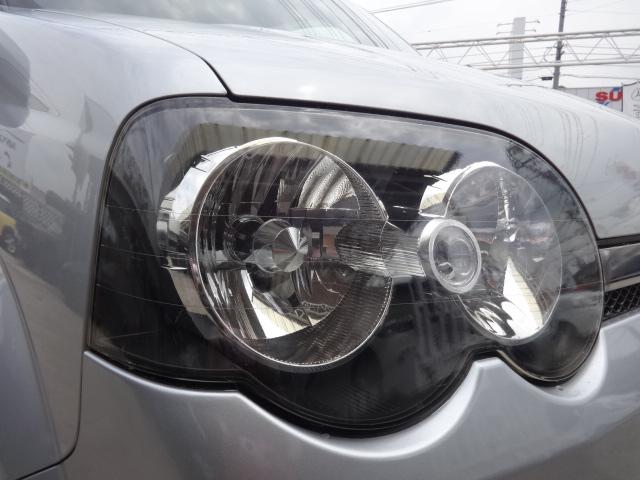 車庫保管車でしたのでライトのキバミは全くありません!