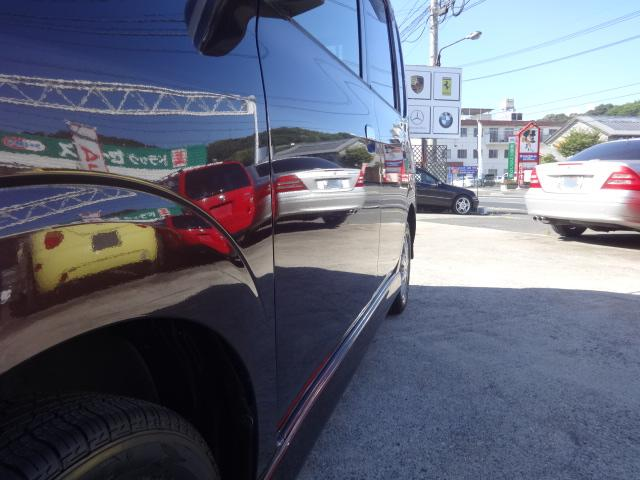 カスタムX ワンオーナー HID  タイヤ4本新品に交換済み(13枚目)