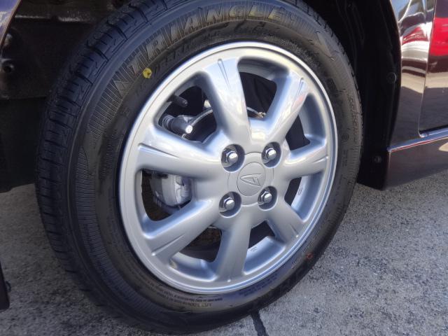 カスタムX ワンオーナー HID  タイヤ4本新品に交換済み(16枚目)