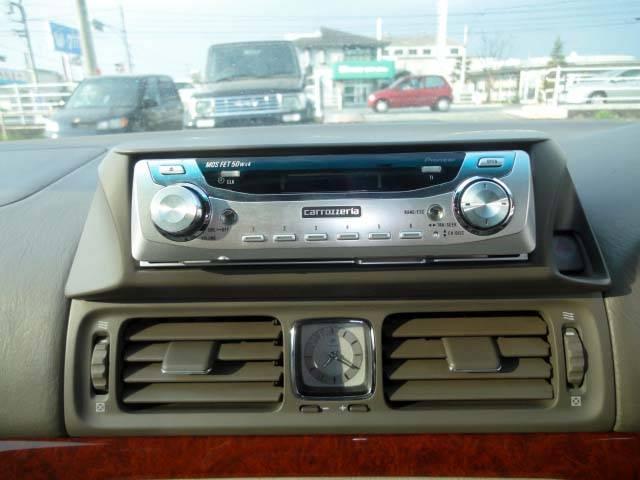 トヨタ プログレ NC300 本革電動シート 車高調 18INアルミ
