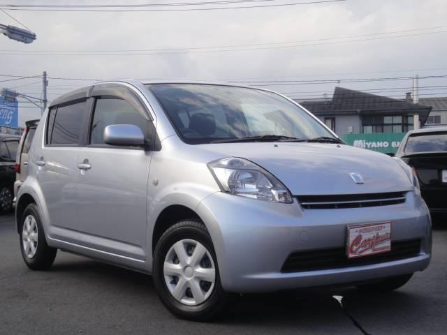 「トヨタ」「パッソ」「コンパクトカー」「広島県」の中古車10