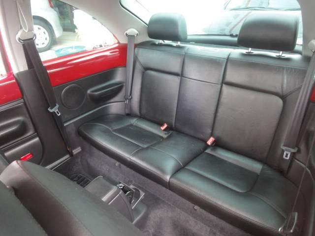 フォルクスワーゲン VW ニュービートル LZ 電動サンルーフ 黒革シートヒーター 地デジHDDナビ