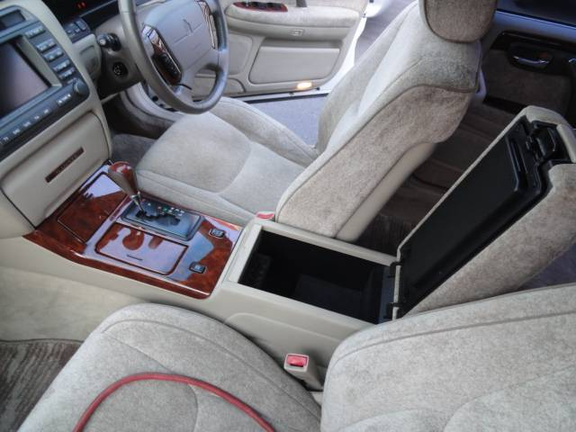 トヨタ クラウンマジェスタ 3.0Aタイプ スプリングサス 純正マルチ クルコン