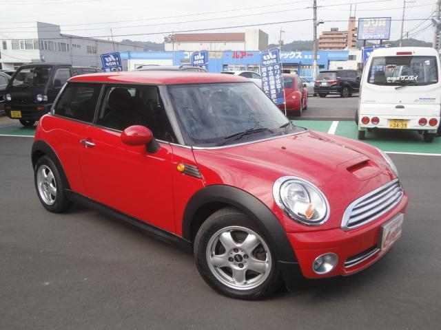 「MINI」「MINI」「コンパクトカー」「広島県」の中古車9