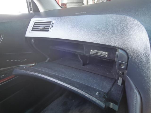 GS350 黒革エアーシート HDDナビ コーナーセンサー(15枚目)
