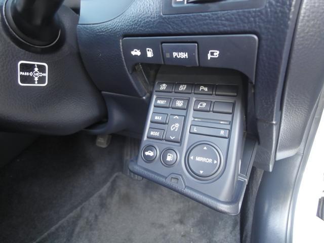 GS350 黒革エアーシート HDDナビ コーナーセンサー(17枚目)