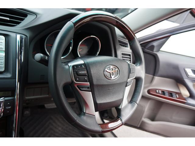 トヨタ マークX 250G 電子スマートキー 明光HID パワーシート