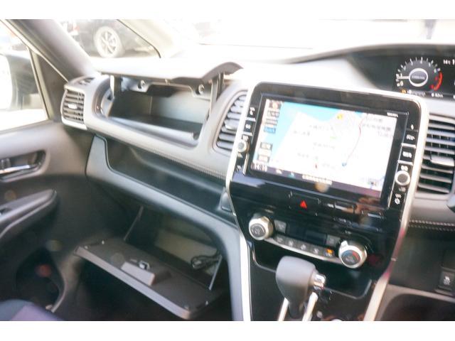 日産 セレナ ハイウェイスター 9インチナビ 両側自動ドア バックモニター