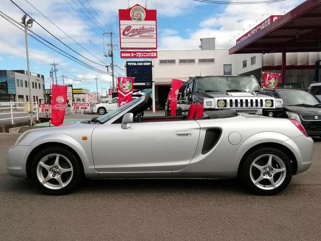 「トヨタ」「MR-S」「オープンカー」「広島県」の中古車22