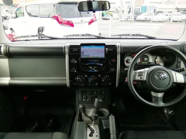 「トヨタ」「FJクルーザー」「SUV・クロカン」「広島県」の中古車5