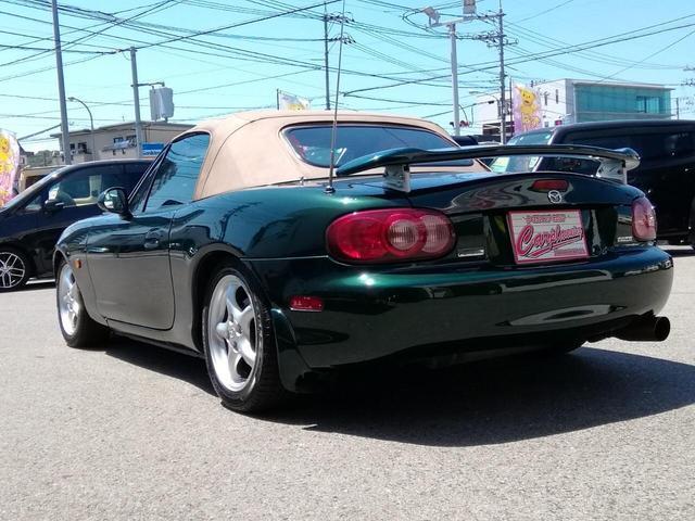 「マツダ」「ロードスター」「オープンカー」「広島県」の中古車3