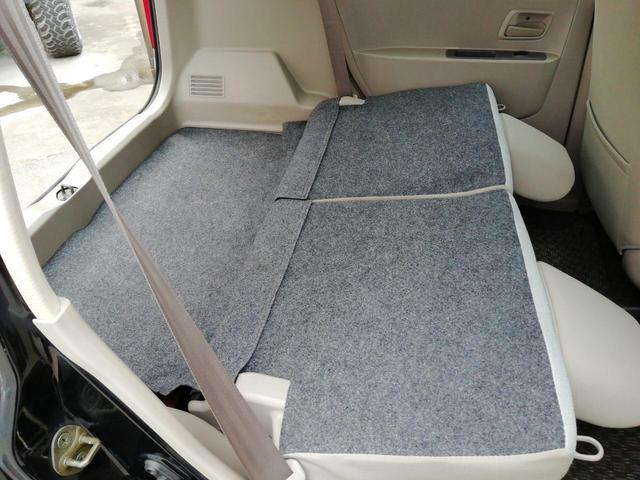 M+Xパッケージ 軽自動車 ETC ブラック AT AC(35枚目)