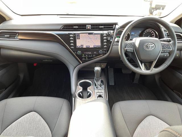 G ワンオーナー ハイブリット セーフティーセンス オートハイビーム付きLEDヘッドライト パワーシート 追従レーダークルーズ 電子パーキング ナビTV Bluetooth Bカメラ ETC スマートキー(9枚目)