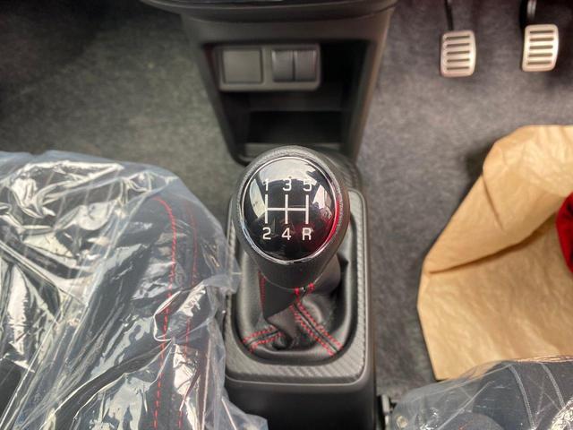 ベースグレード RECAROシート 登録済み展示車 純正タワーバー MT プッシュスタート レカロシート オートライト スマートキー ターボ 電動格納ミラー(20枚目)