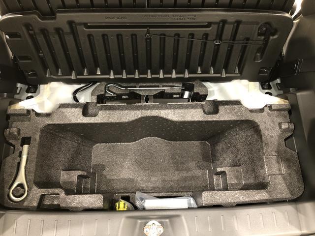 Gメイクアップリミテッド SAIII 衝突軽減ブレーキ LEDヘッドランプ・フォグランプ 置き楽ボックス オートライト プッシュボタンスタート セキュリティアラーム パノラマモニター対応カメラ 両側パワースライドドア(34枚目)